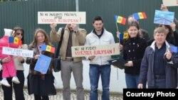 Migranți moldoveni în Portugalia