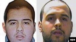 خالد و ابراهیم البکراوی، دو برادر عامل حملات انتحاری در بروکسل
