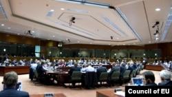 Состанок на министрите за надворешни работи на ЕУ, Брисел, 27.02.2012