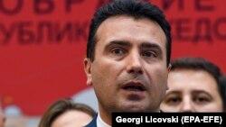 Архива: премиерот Зоран Заев.