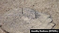 Təməli qoyulan Şirvan Olimpiya Kompleksinin yerində indi bir parça beton var
