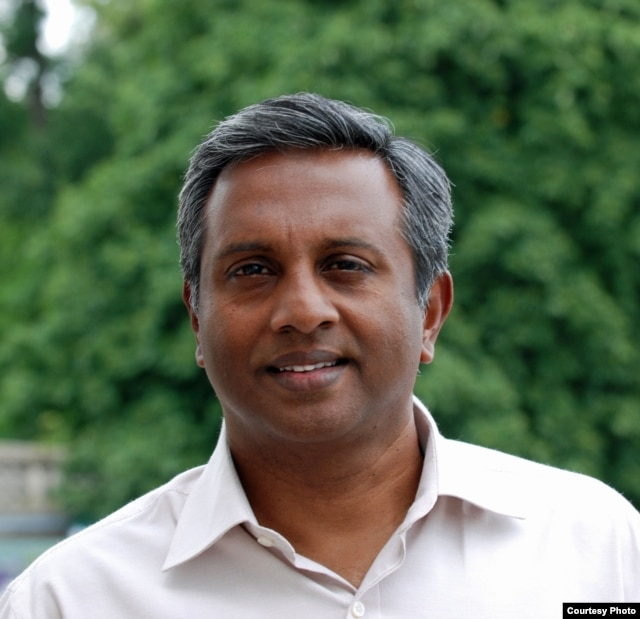 Amnesty International's Salil Shetty