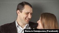 Павал Севярынец і Вольга Севярынец.