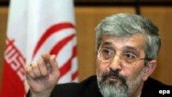 علی اصغر سلطانیه گفته است که ایران به سوالات آژانس در باره «مطالعات ادعایی» پاسخ داده است. (عکس از epa)