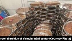 U online ponudi su i tradicionalni kolači poput baklave