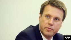 Samuel Zhbogar, Shefi i Zyrës së BE-së në Kosovë