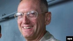 Джеймс Мэттис, генерал морской пехоты США в отставке.