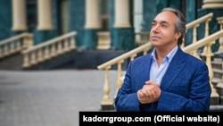 Аднан Ківан, одеський бізнесмен. Фото з сайту Kadorr group.