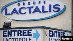 Logoja e kompanisë franceze, Lactalis, foto nga arkivi