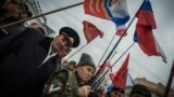 "Crimea - In Simferopol celebrates the anniversary of the ""referendum"", 16Mar2017"