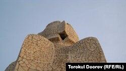 Гауди - архитектуранын кудайы