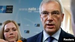 Орусиянын НАТОдогу туруктуу өкүлү Александр Грушко