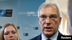 Представитель России в НАТО Александр Грушко
