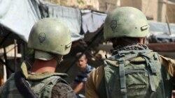 В Сирии, при исполнении. Гибель офицеров ФСБ под Алеппо