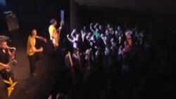 Bosnian Rockers Get Political With 'Absurdistan' Tour