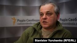 Журналіст Сергій Рахманін
