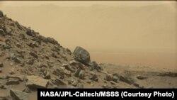 Здымкі паверхні Марса