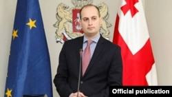Georgian Foreign Minister Mikheil Janelidze