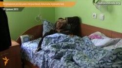 Затриманих російських спецназівців показали журналістам