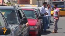 Lines Grow As Fuel Runs Short In Iraq's Kirkuk
