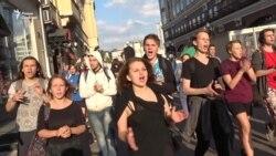 """""""Бессрочка"""" - новая форма несогласованного протеста"""