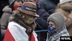 Лидеры оппозиции не смогли найти общего решения о продолжении акции протеста