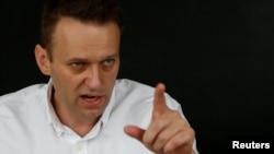 Алексей Навальный в интервью агентству Рейтер 12 июля 2017