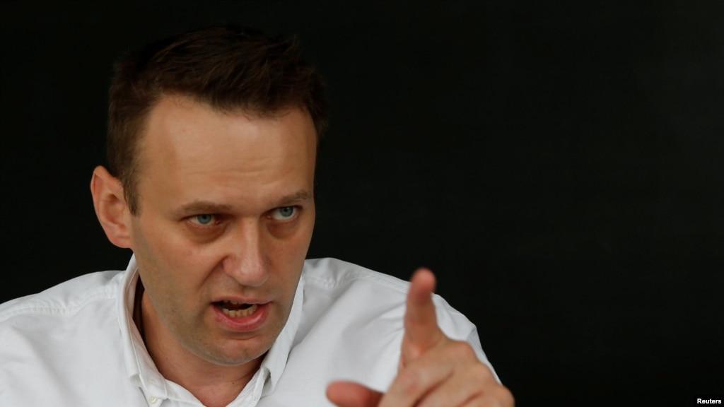 Навальный встречается с избирателями в Мурманске