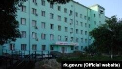 Сімферопольський клінічний пологовий будинок №2