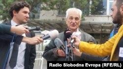 Панче Ангелов, обвинет за насилство во инцидентите на 27 април во Собрание