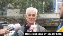 Pançe Angelov është dënuar për sulmin në Kuvendin e Maqedonisë më 24 prill të këtij viti