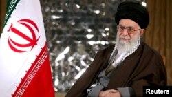 Иранскиот врховен водач, ајатолахот Али Хаменеи