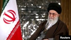 Eýranyň ruhy lideri aýatolla Ali Hameneýi