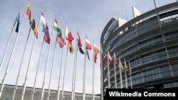 Ֆրանսիա - Եվրախորհրդարանի շենքը Ստրասբուրգում