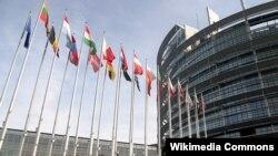Ndërtesa e Parlamentit Evropian