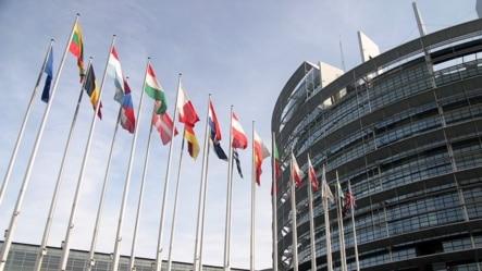 Zgrada Europskog parlamenta u Strasbourgu