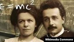 Albert Eýnşteýn we onuň ilkinji aýaly Milewa Mariç
