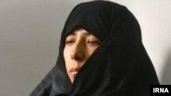 مرضيه تکه اکبرآبادی، معاونت زنان در وزارت ورزش و امور جوانان