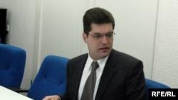 ЕҚЫҰ-ның демократиялық институттар мен адам құқтары бюросының жетекшісі Янеш Ленарчич.