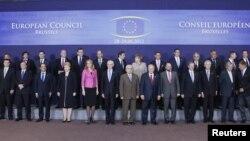 Двухдневный саммит ЕС проходит в Брюсселе