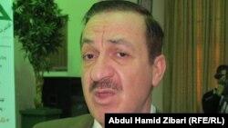 آزاد أمين، نقيب الصحفيين الكرد