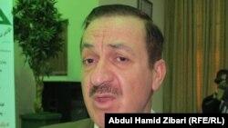 ازاد محمد امين نقيب صحفي أقليم كردستان العراق
