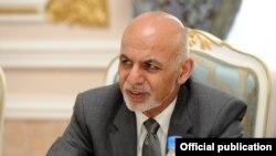 Глава Афганистана Ашраф Гани, архивное фото.