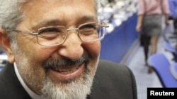 علیاصغر سلطانیه، نماینده ایران در آژانس بینالمللی انرژی اتمی