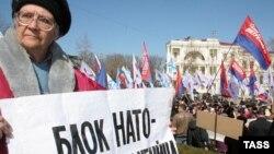 По мнению наблюдателей, Россия активно манипулирует протестными настроениями в Крыму в своих интересах
