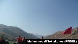 Празднование 200-летия Курманжан-датки.