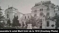 Clădirea Sfatului Țării