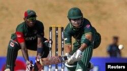 Pamje nga një lojë e kriketit