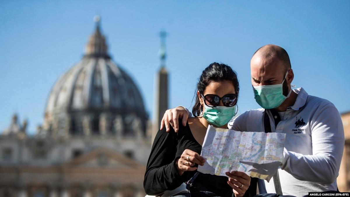 Украинцы в Италии не просят об эвакуации домой через коронавирус