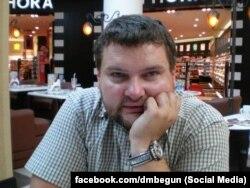 Самарский блогер Дмитрий Бегун